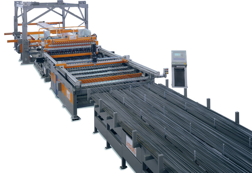 Welding Machines for Reinforcing Mesh