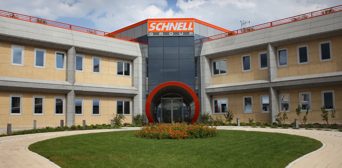 Schnell Spa Mesh Welding Machines
